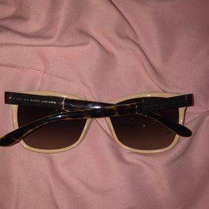 Marc Jacobs | Pink Brown & Tortoise sunglasses